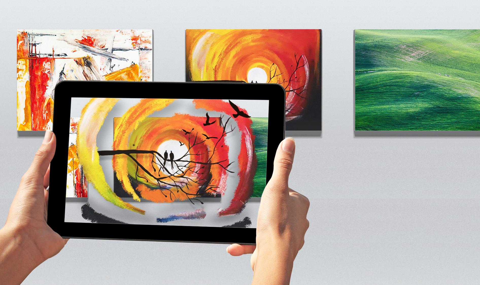 Augmented Reality for Art | Augmented Reality for Art Galleries